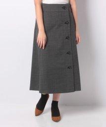MARcourt/【MidiUmi】shirt_front_wrap_check_2/502786547
