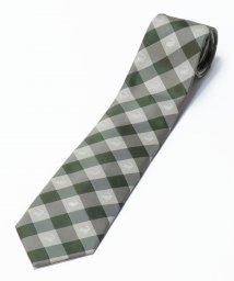 Orobianco(Necktie)/【BOX付】ギンガムチェックチーフセット/502771975