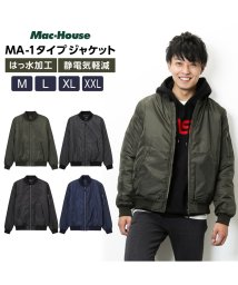 MAC HOUSE(men)/Real Standard リアルスタンダード MA-1タイプジャケット 394100MH/502796846