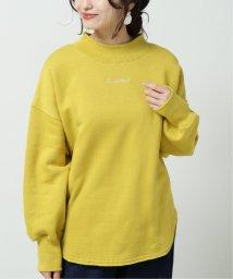 framesRayCassin/刺繍ロゴ入りモックネックプルオーバー/502797497