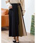 GROWINGRICH/[ボトムス スカート]マルチカラー配色スカート[190943]/502798007