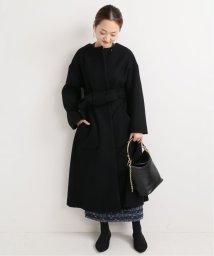 VERMEIL par iena/《追加2》Super100s メルトン テントラインコート◆/502799436