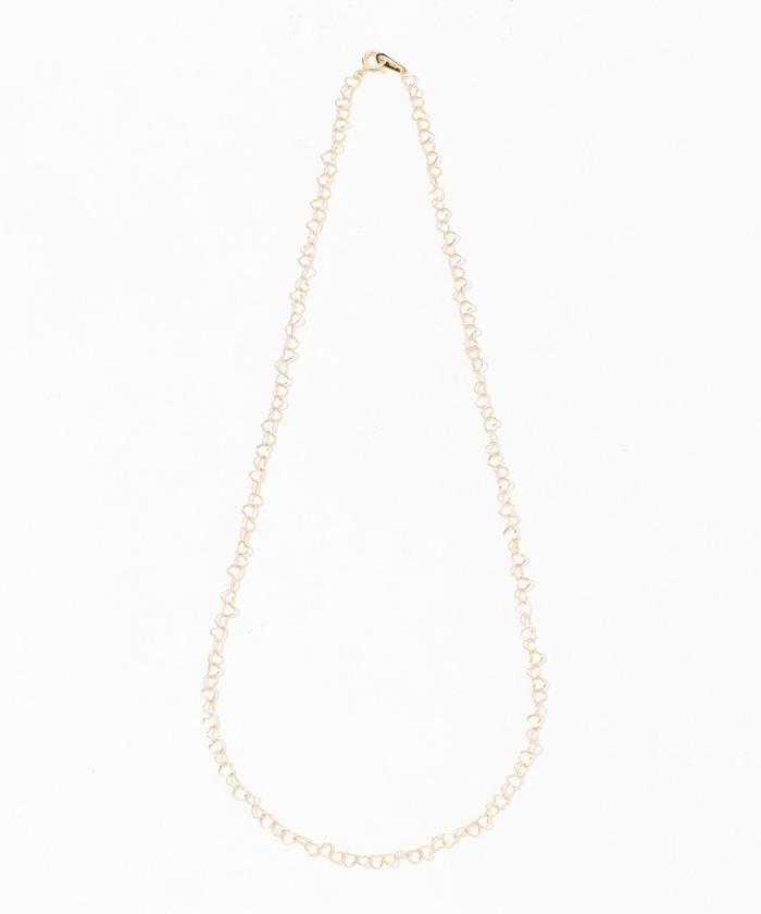 トゥモローランド LES BONBON heart necklace レディース 91ゴールド F 【TOMORROWLAND】