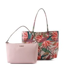 GUESS/ゲス GUESS UPTOWN CHIC BARCELONA TOTE (PALM)/502802384
