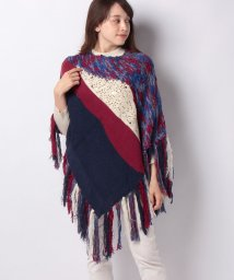 Desigual/ACCESSORIES FLAT KNIT PONCHOS/502753667