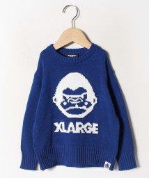 XLARGE KIDS/ファニーゴリラデザインニット/502780882