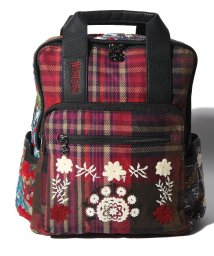 Desigual/ACCESSORIES FABRIC BACKPACK MEDIUM/502791671