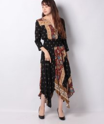 Desigual/WOMAN WOVEN DRESS LONG SLEEVE/502793671