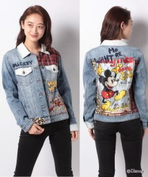 Desigual/WOMAN DENIM DENIM JACKET/502793674