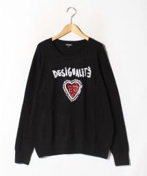 Desigual/WOMAN FLAT KNIT THIN GAUGE PULLOVER/502793690