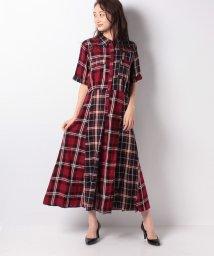 Desigual/WOMAN WOVEN DRESS 3/4 SLEEVE/502793692