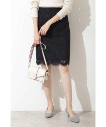 NATURAL BEAUTY BASIC/★スカラレースタイトスカート◆/502802765