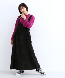 merlot/2wayコーデュロイアシメジャンパースカート/502803524