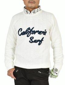 SantaReet/ジャガードニットゴルフセーター(NG-91559)/502803565