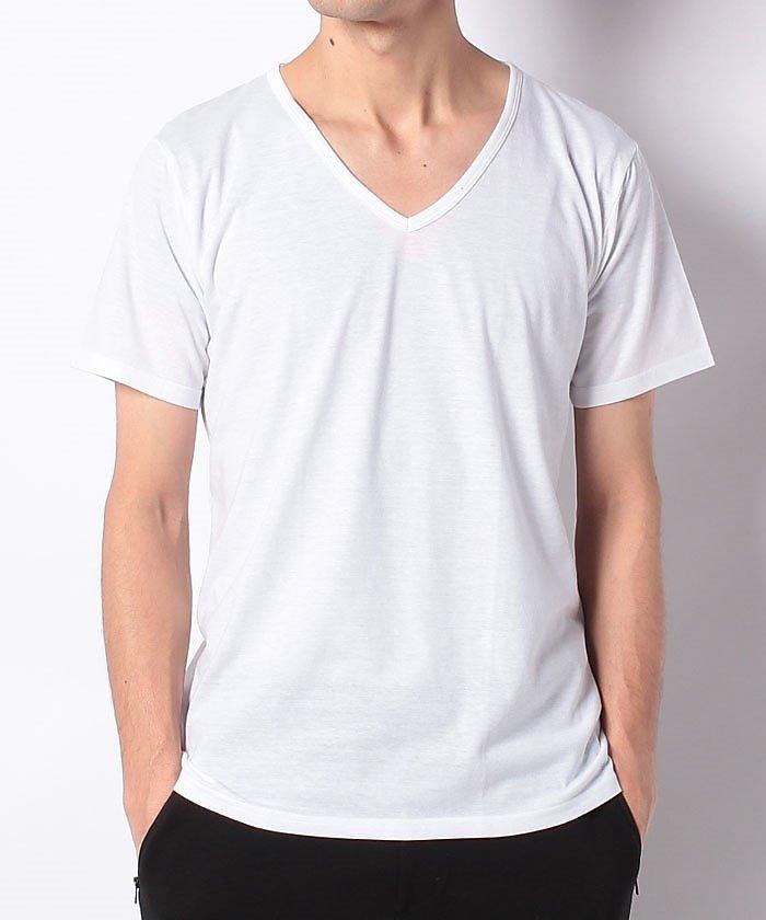 販売主:スポーツオーソリティ スポーツオーソリティ/メンズ/VネックTシャツ メンズ ホワイト XO 【SPORTS AUTHORITY】