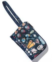 LeSportsac/CURVED COIN POUCH リトルジュエルズ/LS0023179