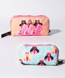 LeSportsac/RECTANGULAR COSMETIC デイ トゥ ナイト/LS0023215