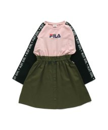ALGY/FILA(フィラ)コラボ ドッキングワンピース/502532850