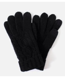AZUL by moussy/CABLE KNIT GLOVE/502804448