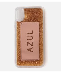 AZUL by moussy/GLITTER MIRROR PHONE CASE/502804454