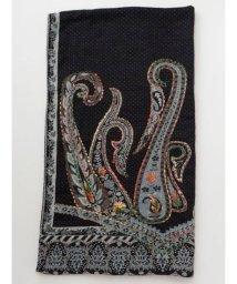 CAYHANE/【チャイハネ】刺繍入りジャガード織りマルチカバー/ブランケット ISAP93A3/502804812