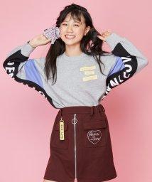 JENNI love/切替え配色ビッグトレーナー/502805072