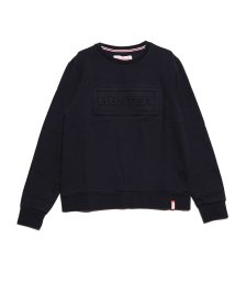 HUNTER/ハンター HUNTER レディース ORIGINAL SWEATSHIRT (BLK)/502807345