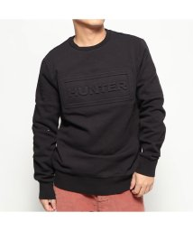 HUNTER/ハンター HUNTER メンズ ORIGINAL SWEATSHIRT (BLK)/502807961