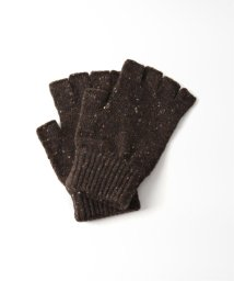 JOURNAL STANDARD relume/【GLEN GORDON/グレンゴードン】DONEGAL FINGERLESS GLOVE:グローブ/502808073