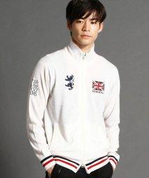 NICOLE CLUB FOR MEN/Admiral(アドミラル)別注ニットジャケッ/502646643