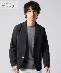 THE CASUAL/(アップスケープオーディエンス) Upscape Audience 日本製ナイロン4WAYストレッチテーラードジャケット/502808612