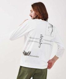 5351POURLESHOMMES/【20SS新作】インサイダーアウトサイダーTシャツ/502809213