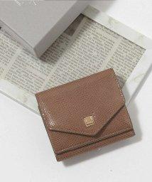 LOWELL Things/【新色追加】三つ折りミニ財布/502809595