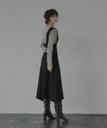 MIELIINVARIANT/Jumper Knit skirt/502809613
