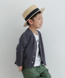 URBAN RESEARCH DOORS(Kids)/OG裏毛スナップVカーディガン(KIDS)/502809884