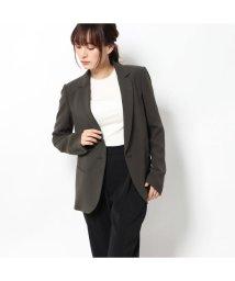 Rename/リネーム Rename ベルトデザイン ジャケット (カーキ)/502810141