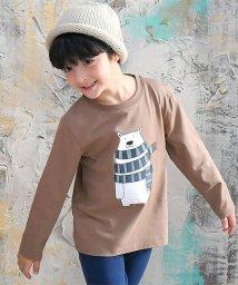 子供服Bee/11種類長袖プリントTシャツ/501261217