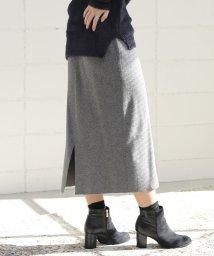 Bou Jeloud/【セットアップ対応商品】◆アンゴラタッチシリーズ◆タイトスカート/502783882