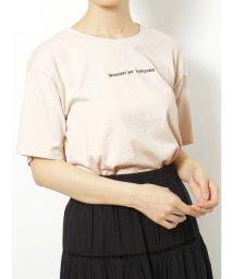 MERCURYDUO/シンプルロゴTシャツ/502793051