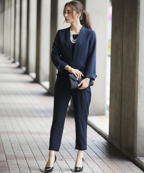 スーツ 入学 式 ママ