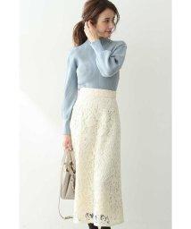 PROPORTION BODY DRESSING/ミモレレーススカート/502808393