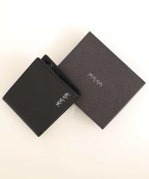 MICHEL KLEIN HOMME/【数量限定】MICHEL KLEIN HOMME ロゴ入り/二つ折り財布/502810573