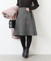 La TOTALITE/《追加》レオパードジャガード台形スカート◆/502811268