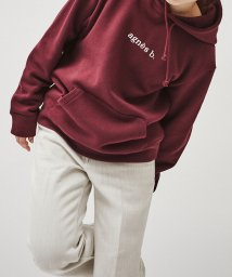 ADAM ET ROPE'/HOODED PARKA WITH LOGO/502812613