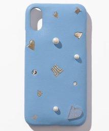 LANVIN en Bleu(BAG)/エクラン iPhoneXカバー/502803576