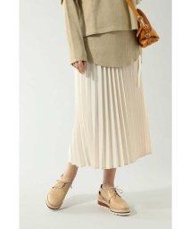 ROSE BUD/ベルトデザインプリーツスカート/502813624