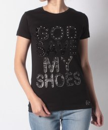 RINASCIMENTO/GOD SAVE MY SHOES Tシャツ/502789035