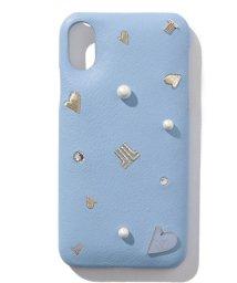 LANVIN en Bleu(BAG)/エクラン iPhoneXカバー/502803756