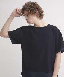 5351POURLESHOMMES/【20SS新作】セットアップ対応 ダブルクロスTシャツ【予約】/502815112
