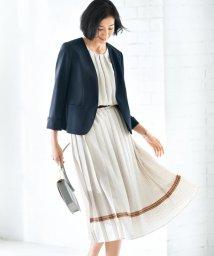 JIYU-KU /【マガジン掲載】レイヤードットプリント プリーツスカート(検索番号A44)/502816096